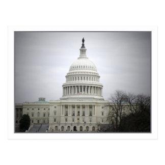 U.S. Capitol Postcard
