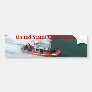U.S. Coast Guard Bumper Sticker