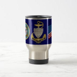 U.S. Coast Guard CPO Mug