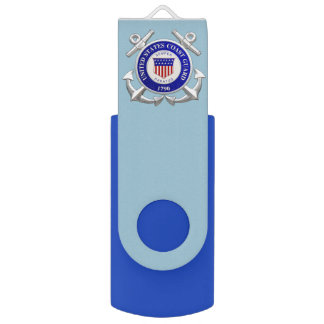 U.S.Coast Guard Custom Flash Drives