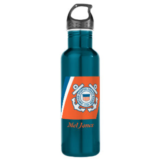 U.S. Coast Guard Custom Liberty Bottle