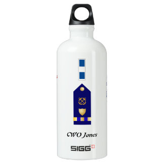 U.S. Coast Guard CWO-3 Bottle