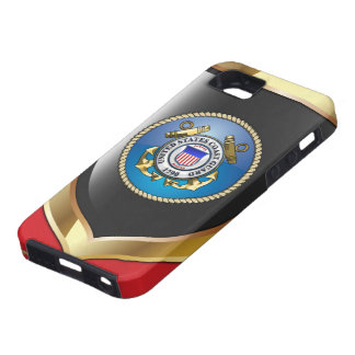 U.S. Coast Guard Emblem iPhone 5 Case
