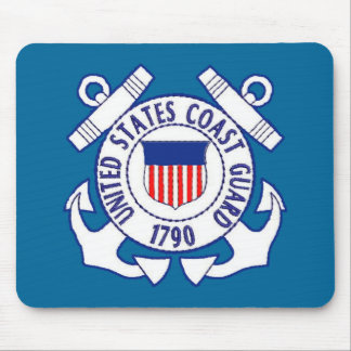 U.S. Coast Guard Mouse Pad