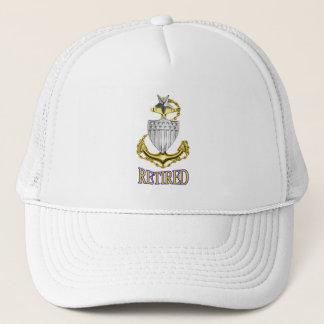 U.S. Coast Guard Retired SCPO Hat