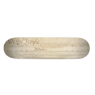 U.S. Constitution Skateboards