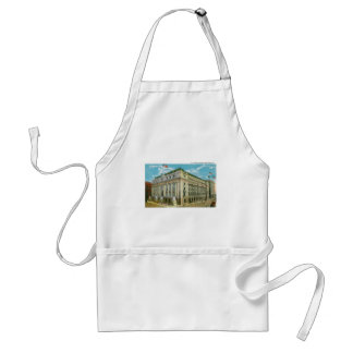 U.S. Custom House, New York City Standard Apron