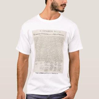 U.S. Declaration of Independence T-Shirt