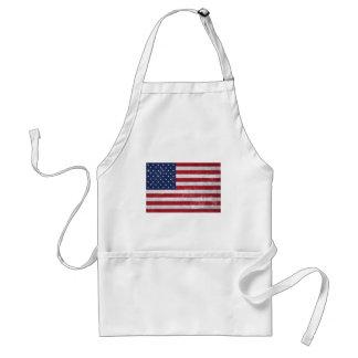 U.S. Flag Standard Apron