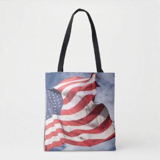 U.S. Flag Tote