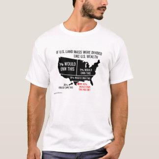 U.S. Inequality Visualized T-Shirt