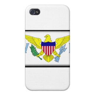 U.S. Les Îles Vierges Coques iPhone 4/4S