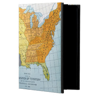 U.S. MAP, 1776-1884 CASE FOR iPad AIR