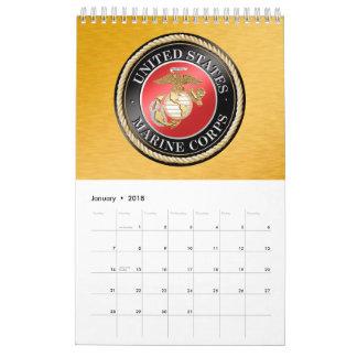 U.S. Marine Corps Calendar