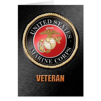 U.S. Marine Corps Veteran Card