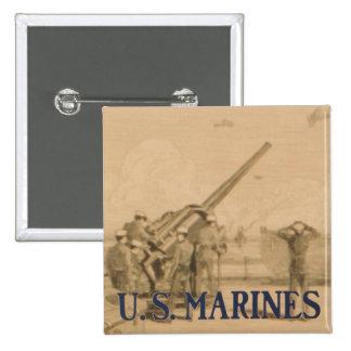 U S Marines 1913 - Button Detail 5