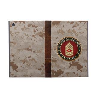 U.S. Marines: First Sergeant (USMC 1stSgt) [3D] iPad Mini Cover