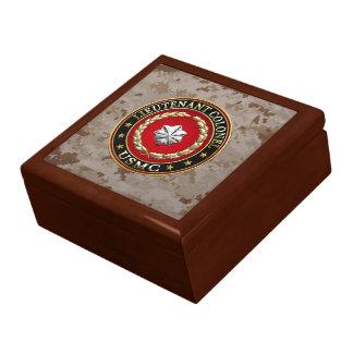 U.S. Marines: Lieutenant Colonel (USMC LtCol) [3D] Gift Box