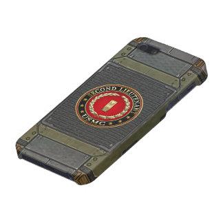 U.S. Marines: Second Lieutenant (USMC 2ndLt) [3D] iPhone 5/5S Case