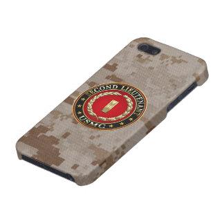 U.S. Marines: Second Lieutenant (USMC 2ndLt) [3D] iPhone 5/5S Covers