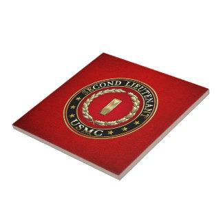 U.S. Marines: Second Lieutenant (USMC 2ndLt) [3D] Tile
