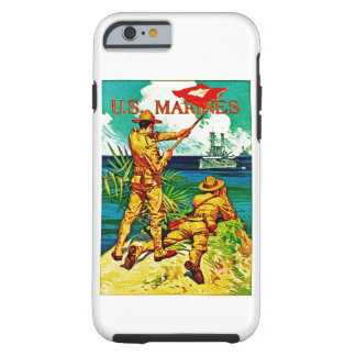 U.S. Marines ~ Signal Flag Tough iPhone 6 Case