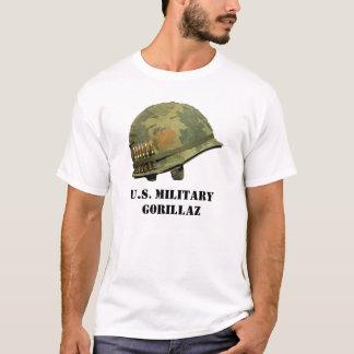 U.S. Military Gorillaz Shirt