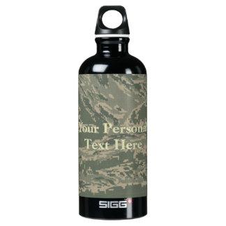 U.S. Military Green Camouflage Traveller Bottle