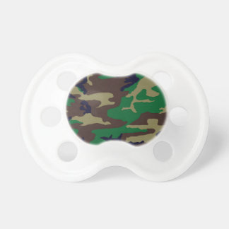 U.S. Military Woodland Camouflage Pacifier