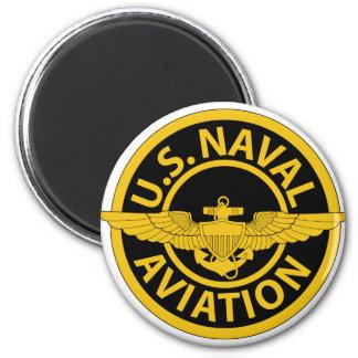 U.S. Naval Aviation - 2 Refrigerator Magnet