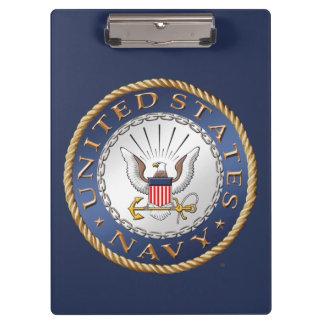 U.S. Navy Clipboard
