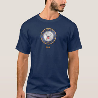 U.S. Navy Dad Tee Shirt