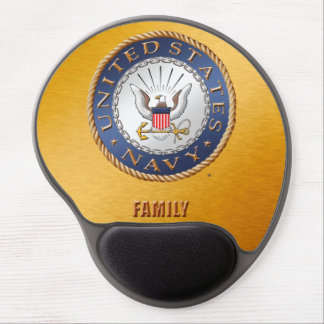 U.S. Navy Family Gel Mousepad