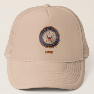 U.S. Navy Family Hat