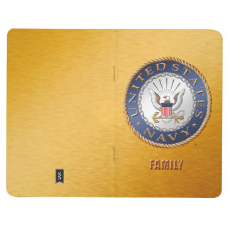 U.S. Navy Family Pocket Journal