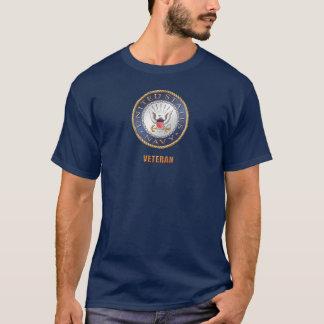 U.S. Navy Men's Basic America T-Shirt