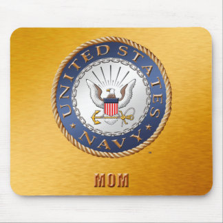 U.S. Navy Mom Mousepad