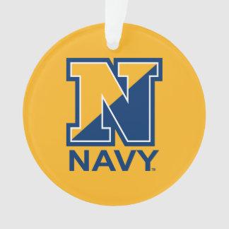 U.S. Navy | Navy Initial N Ornament