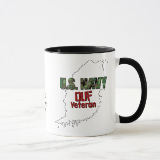 U.S. Navy OUF Veteran mug
