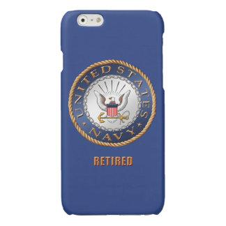 U.S. Navy Retired iPhone Cases