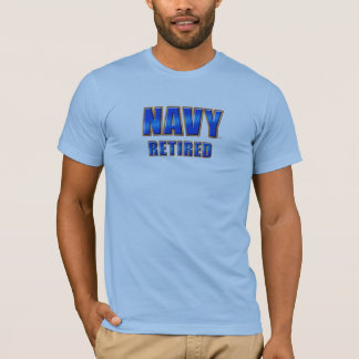U.S. Navy Retired T-Shirt