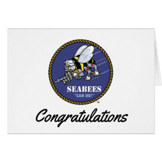 U.S. Navy | Seabees Card
