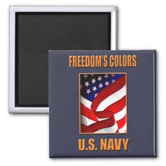 U.S. Navy  Square Magnet