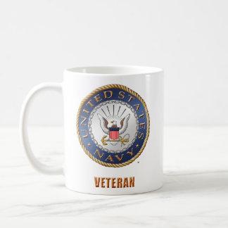 U.S. Navy Veteran Mug