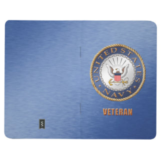 U.S. Navy Veteran Pocket Journal
