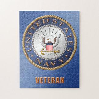 U.S. Navy Veteran Puzzle
