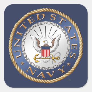 U.S. Navy Veteran Sticker