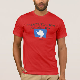 U.S. - Palmer Antarctic Station Shirt