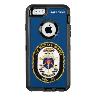 U.S.S. MICHAEL MURPHY OtterBox iPhone 6/6S CASE