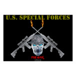 U.S. SPECIAL FORCES POSTERS